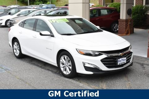 Pre-Owned 2019 Chevrolet Malibu LT FWD 4D Sedan
