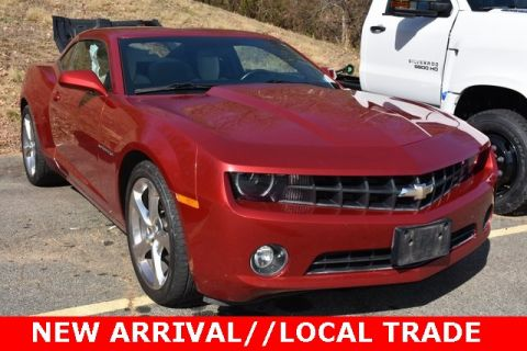 Pre-Owned 2013 Chevrolet Camaro 1LT RWD 2D Coupe