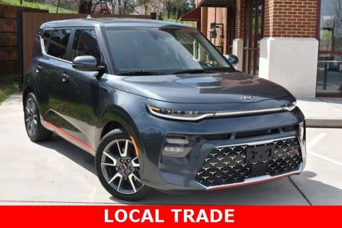 Pre-Owned 2020 Kia Soul GT-Line Turbo FWD 4D Hatchback